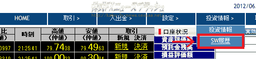 SBI FXトレード SBI FXTRADE スワップポイント スワップ金利 スワップカレンダー SWカレンダー